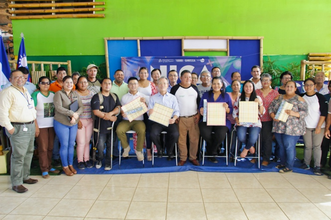 Design for diplomacy, TaiwanICDF assists Nicaragua in establishing national brand for bamboo