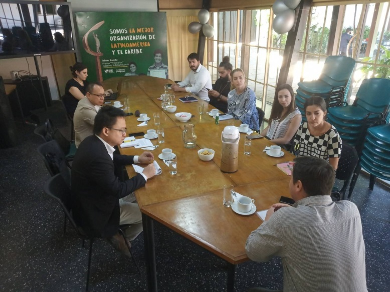 When Social Business Meets Development Assistance: TaiwanICDF to Inject Financial Living Water into Paraguay's Micro and Small-Sized Enterprises