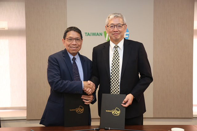 TaiwanICDF and Good Neighbors Taiwan sign an agreement to foster the cooperation on overseas volunteer dispatch