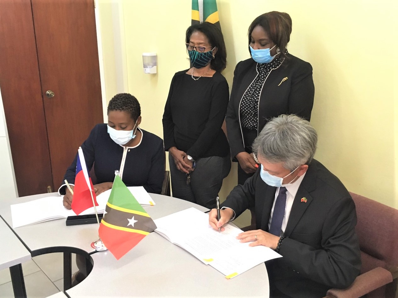 The TaiwanICDF Cooperates with Taipei Veterans General Hospital in Continuing to Helps St. Kitts and Nevis Fight against Metabolic Diseases