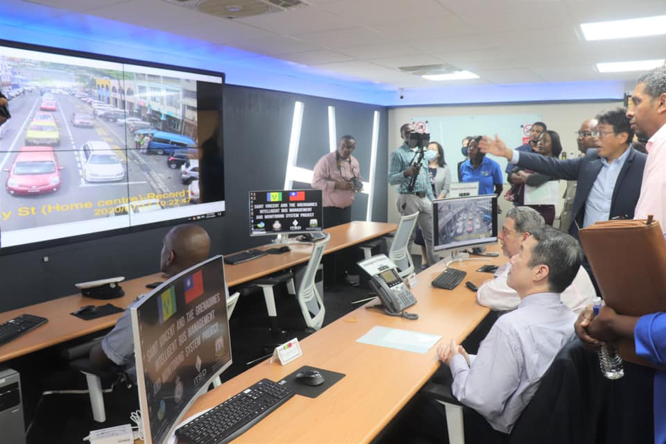 TaiwanICDF Introduces Smart Transportation to Advance Traffic Safety in St. Vincent and the Grenadines