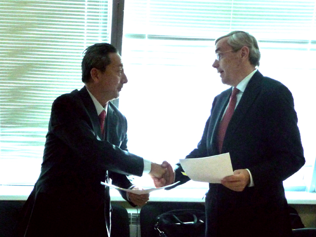 TaiwanICDF, EBRD Sign Agreement Supporting Green Energy Technology