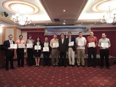 TaiwanICDF Hosts 2014 Workshop on the Prevention and Control of HLB in Citrus
