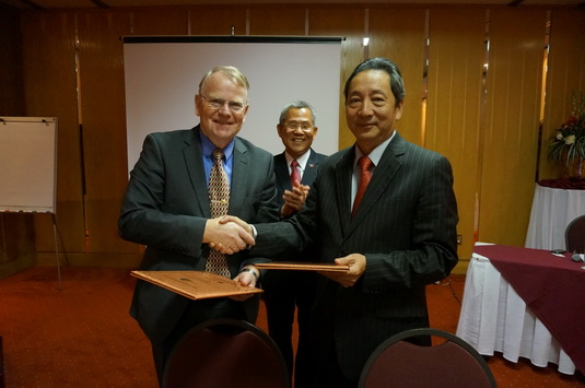 TaiwanICDF Signs Agreement with Luke International Norway on Cooperation in Southern Africa