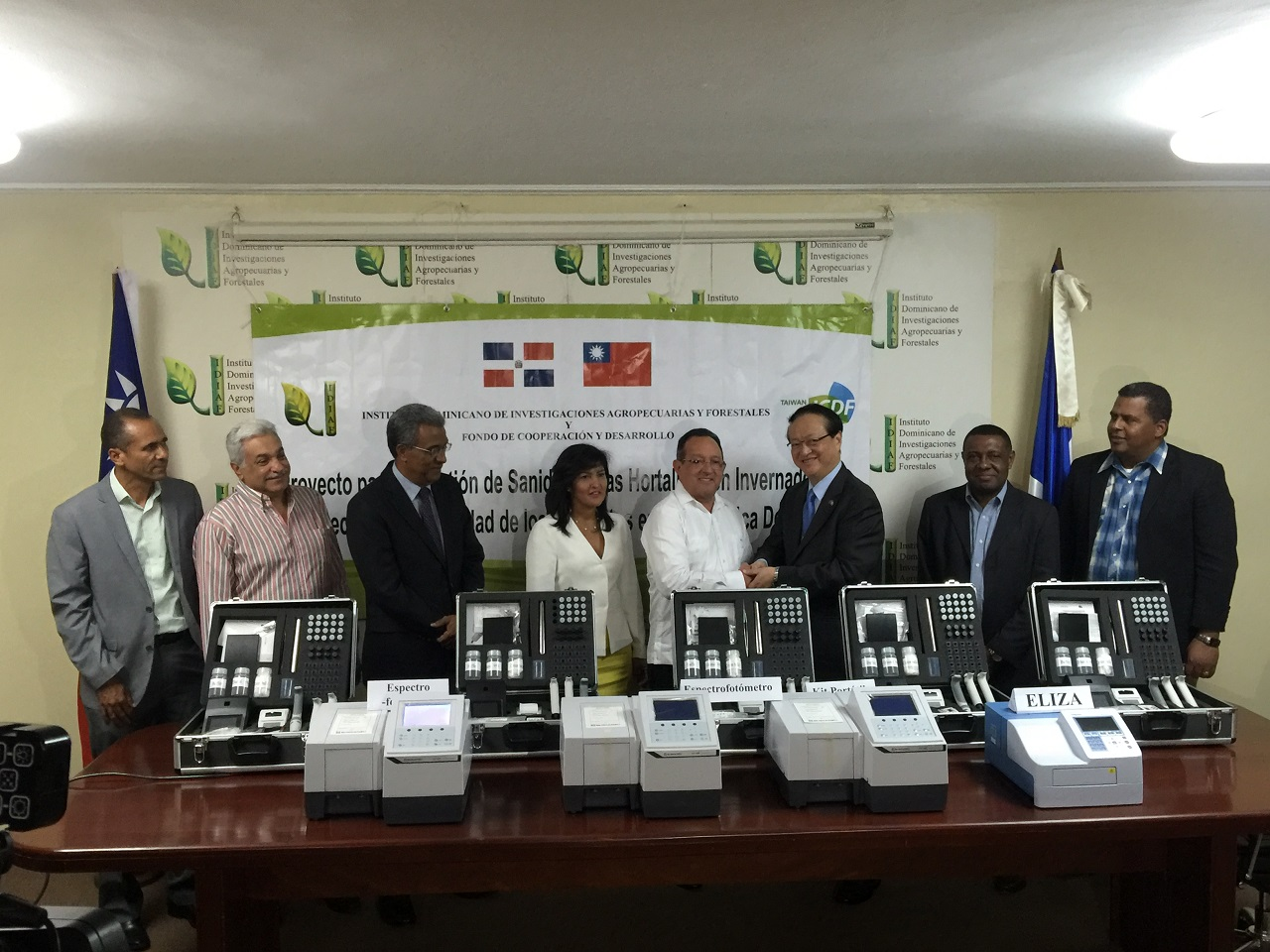 New Pesticide Residue Inspection System to Improve Health of Dominican Republic Citizens