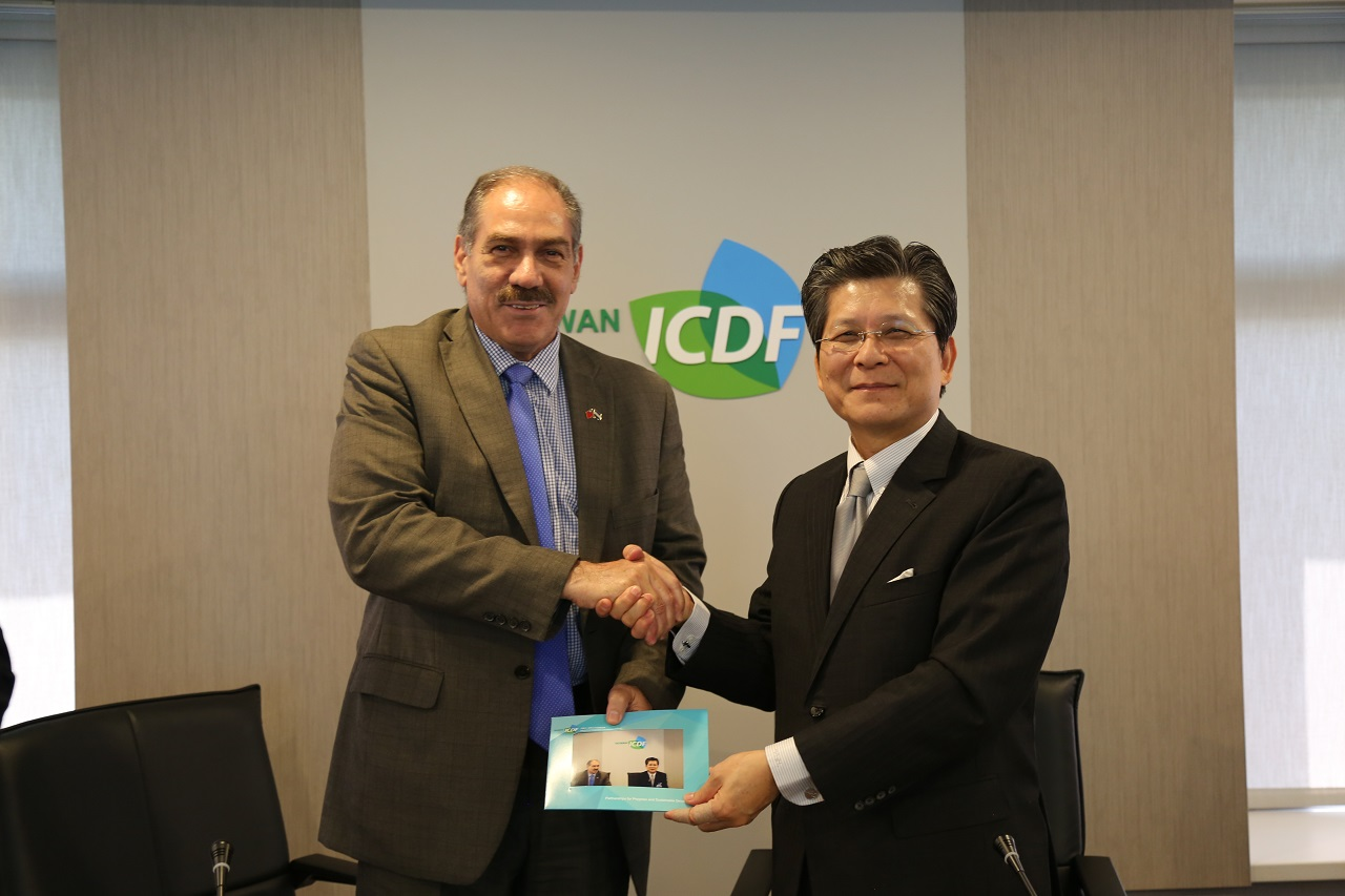 Honduran Agriculture Minister Visits the TaiwanICDF