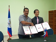 TaiwanICDF and Far Eastern Memorial Hospital Jointly Assist Belize in Building Prevention System for Chronic Diseases