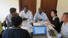 TaiwanICDF to Build Capacity in São Tomé and Príncipe Through the Control and Prevention Program for Intestinal Parasites