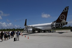 TaiwanICDF assists Kiribati to improve its aviation safety