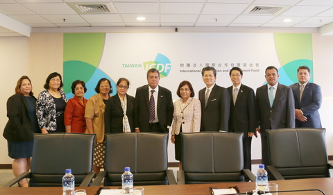 President of the Republic of the Marshall Islands H.E. Dr. Hilda C. Heine Visits TaiwanICDF