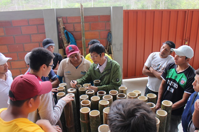 Overseas Aid with a Touch of Taiwanese Bamboo Craftsmanship