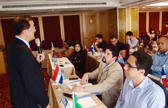 TaiwanICDF Workshop Shares Taiwan's Experience in E-government Development