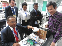 Integrating Taiwan's Training Resources to Help Swaziland Build Capacity in Technical and Vocational Education