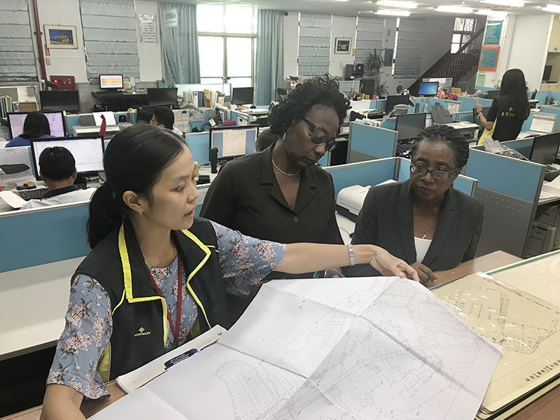 Adapting Taiwan's experience to transform land administration in St. Kitts and Nevis