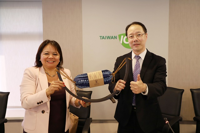 Executive Director of	National Commission of the Micro and Small Business of El Salvador Visits the TaiwanICDF