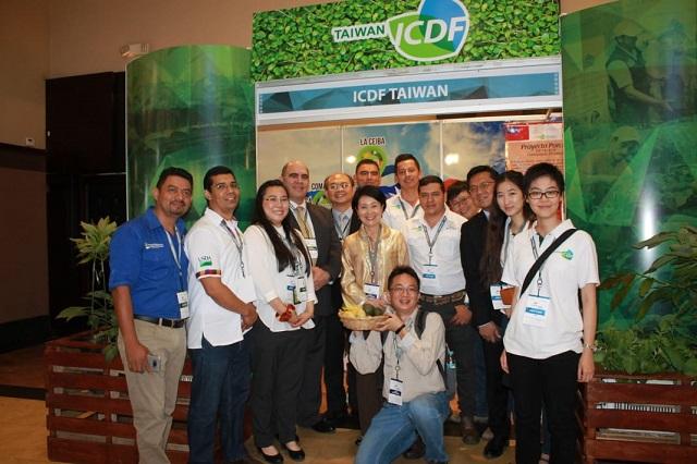 Project achievements of the TaiwanICDF highlighted at the International Agricultural Fair in Honduras