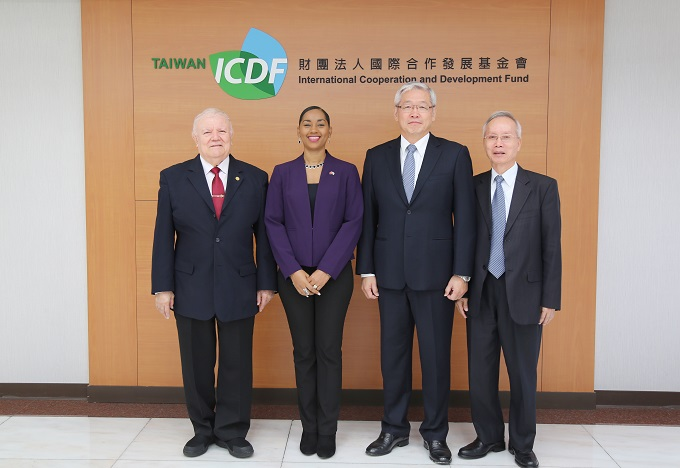 Co-Director of Nicaraguan Institute of Tourism Visits the TaiwanICDF