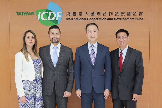Vice Minister of Foreign Affairs of Guatemala Visits the TaiwanICDF
