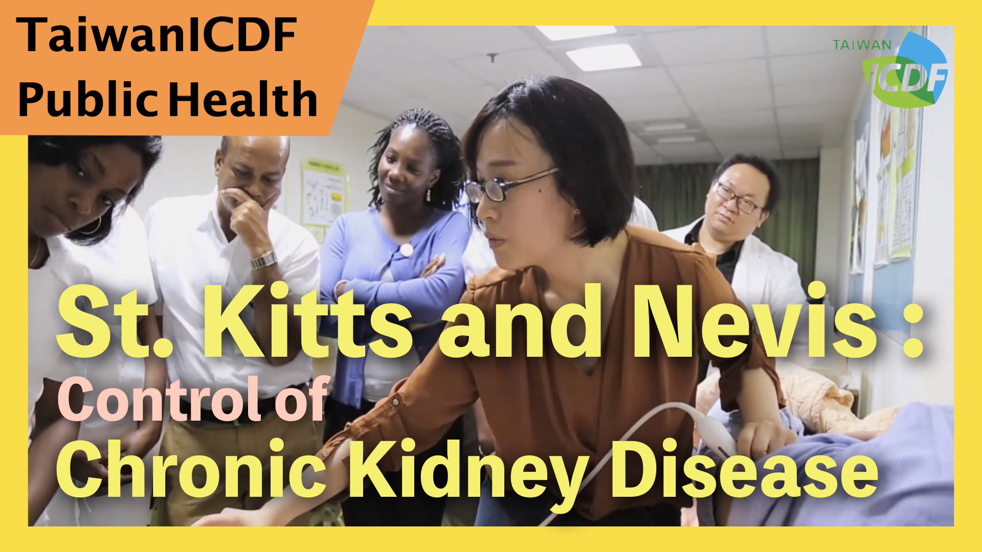 Capacity Building Project for the Prevention and Control of Chronic Kidney Disease in St. Kitts and Nevis