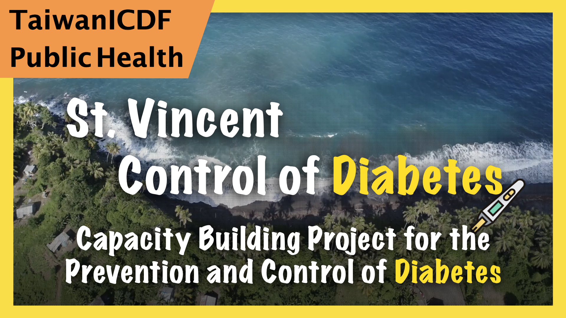 Capacity Building Project for the Prevention and Control of Diabetes in St. Vincent