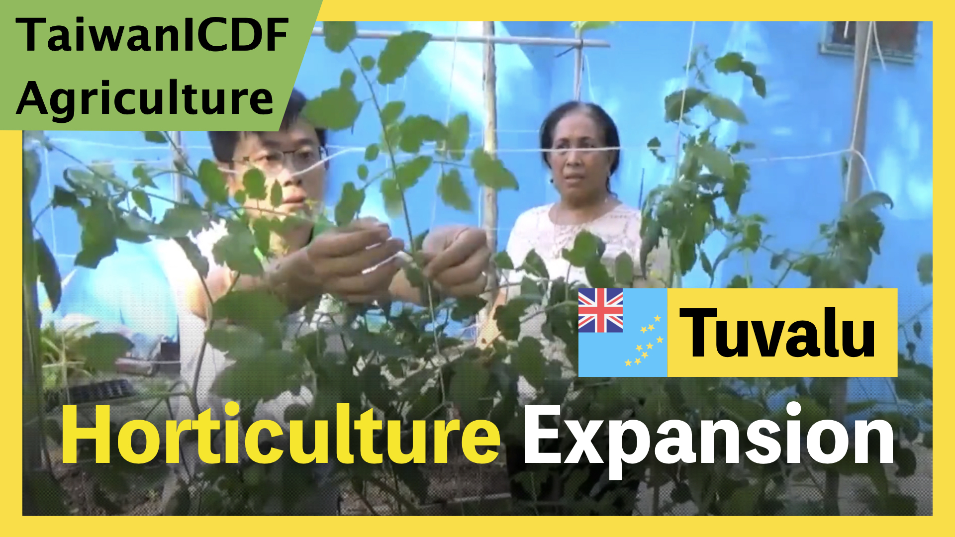 Horticulture Expansion Project (Tuvalu)