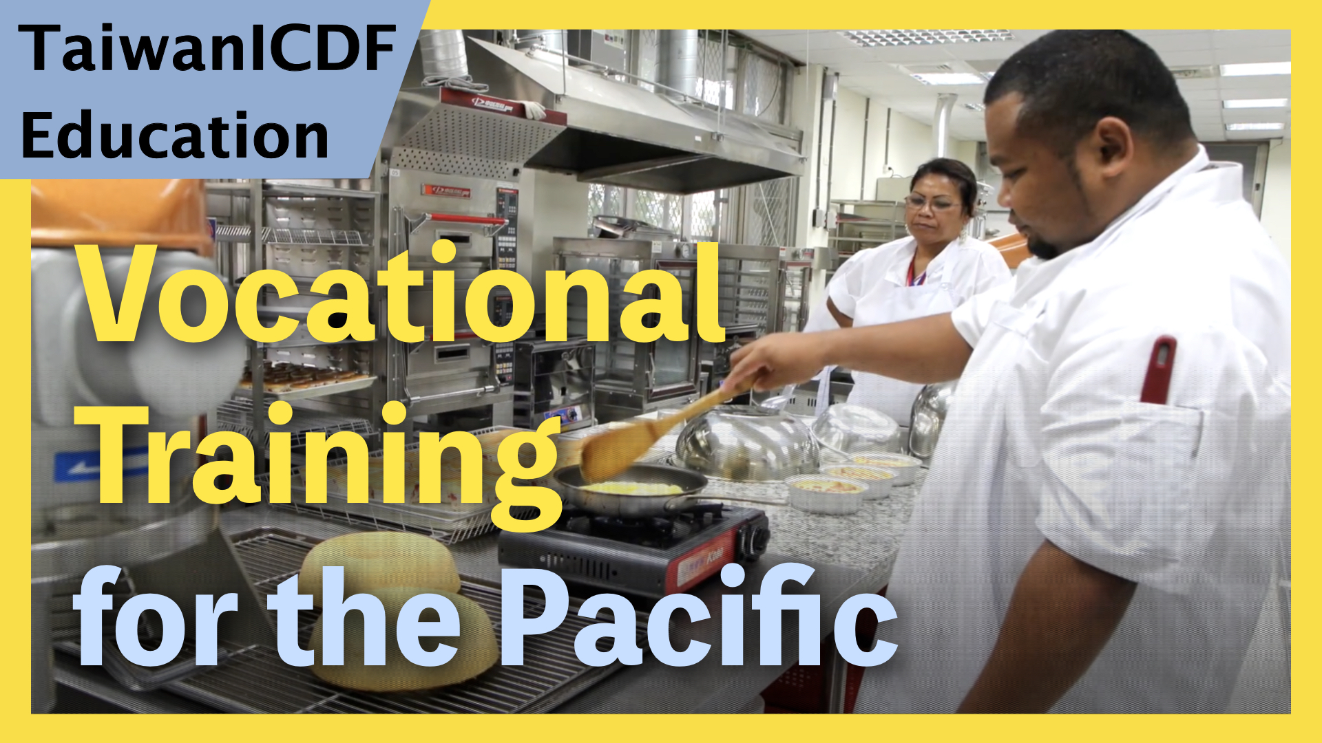 Vocational Training Project for the Pacific