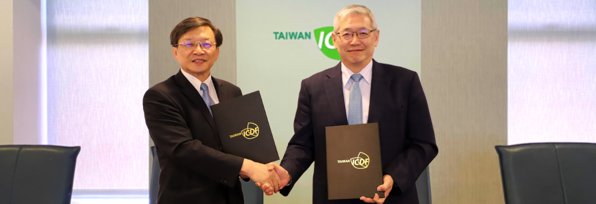 TaiwanICDF and Taiwan Society of Nephrology Sign Memorandum of Understanding