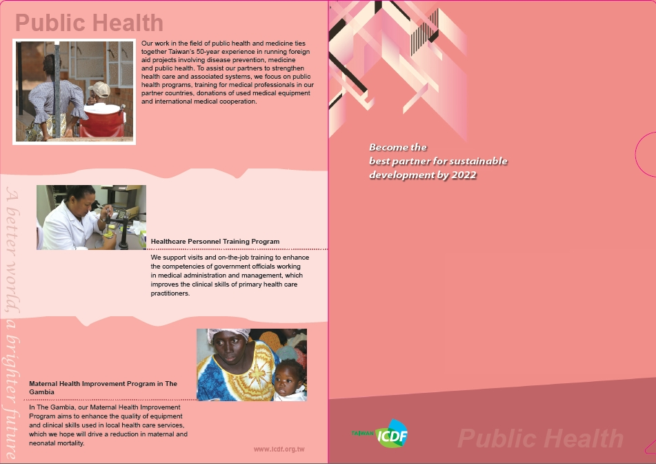 Theme of Public Health (folder, 2013)