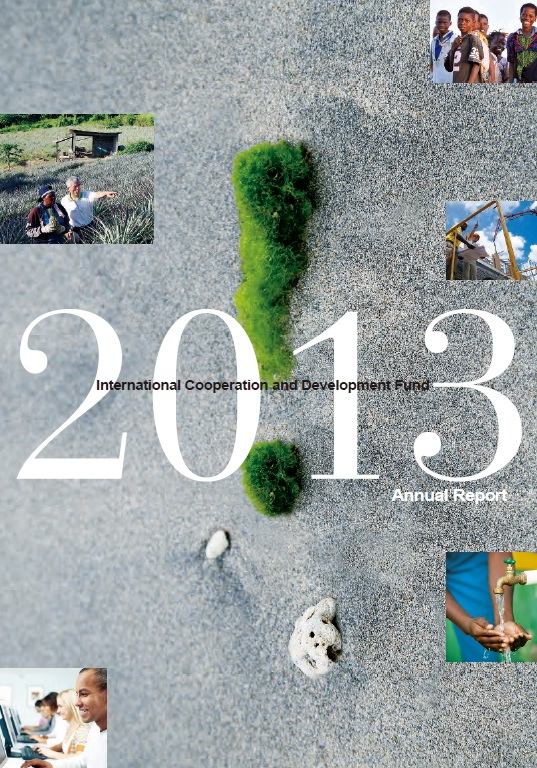 2013 Annual Report (Android、iOS、PDF)