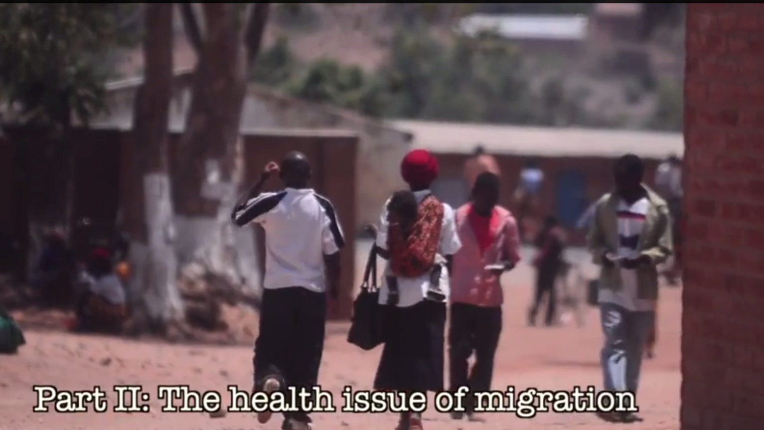 【Public Health Project】The Health Issue of Migration