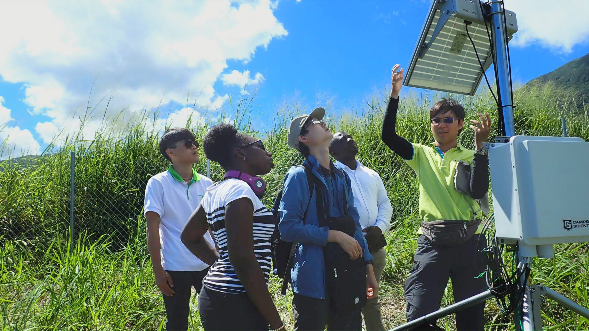 St. Kitts and Nevis Enhancing Agricultural Adaptive Capacity to Climate Variability Project