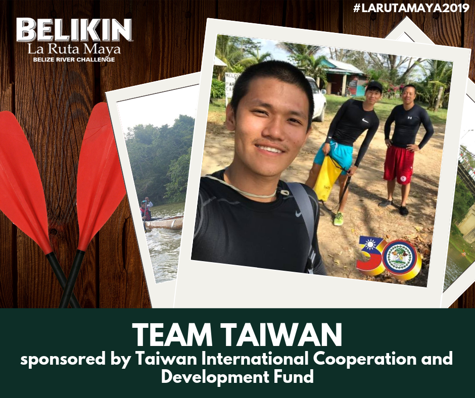 A behind the scenes look at the Taiwan team in the recent La Ruta Maya - Belize River Challenge